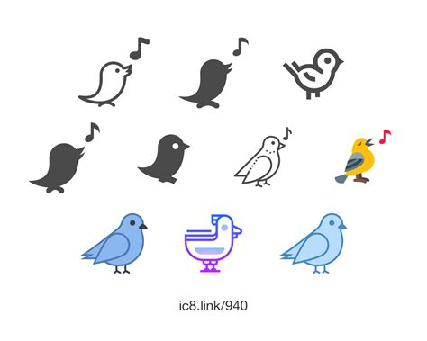 Bird Icon - Free Download at Icons8