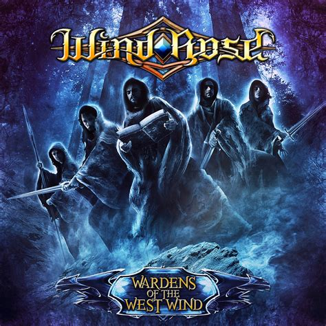 Wind Rose - Wardens of the West Wind Review   Angry Metal Guy