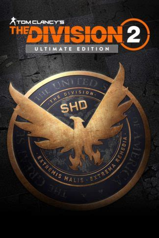 The Division 2: Standard, Gold & Ultimate Edition, VIP