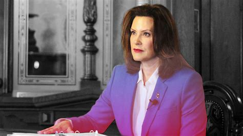 Gretchen Whitmer on Mean Tweets, Armed Protests, and What