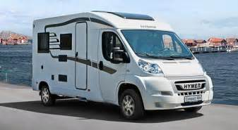 Hymer Compact 478 - Wohnmobil