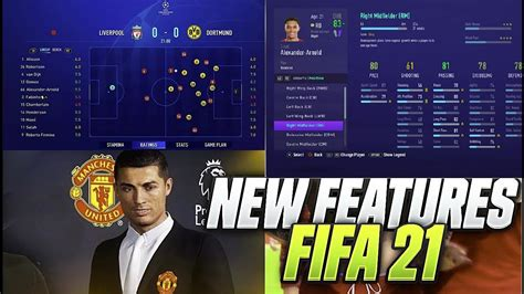 FIFA 21   ALL NEW FEATURES THAT YOU WOULD LOVE IN FIFA 21