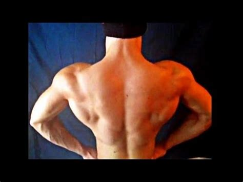 BODY TRANSFORMATION Skinny to Muscle 1 Year - YouTube