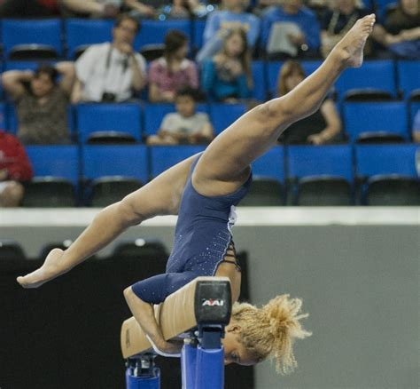 Gymnastics ties for 2nd place in NCAA Championship