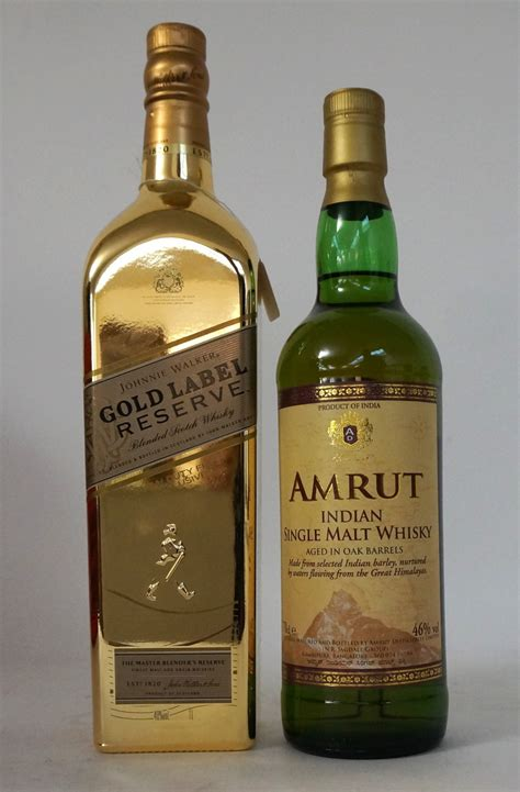 Johnnie Walker Gold Label Reserve Price In India - Made By