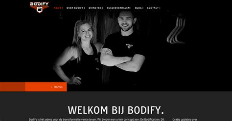 Personal Trainer Website: Step-by-Step Guide - Jimdo