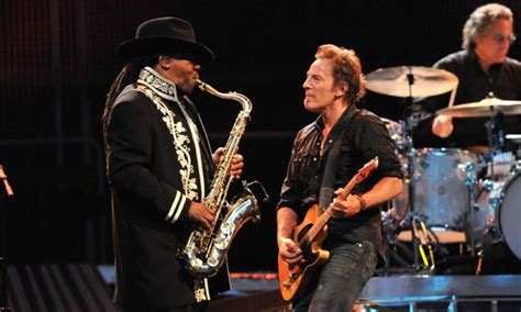 E Street Band saxophonist's death due to medical