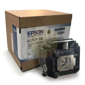 Genuine Projector Lamp Module for EPSON H381A | eBay