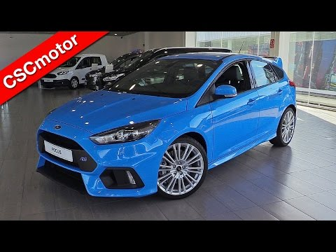 Ford Focus RS MK2 - Hot Hatch