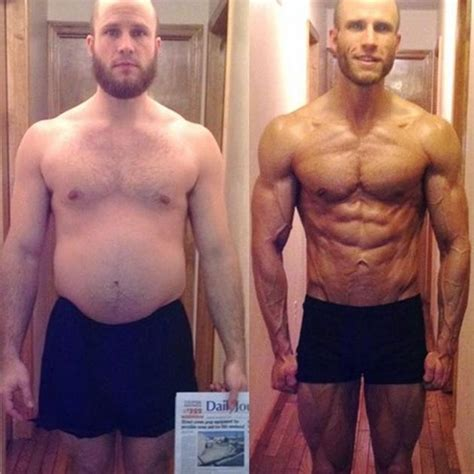Local resident drops pounds, sheds body fat for national