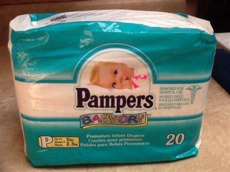 Vintage Pampers: Disposable Diapers | eBay