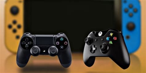 How to Use an Xbox One or PS4 Controller on Nintendo Switch