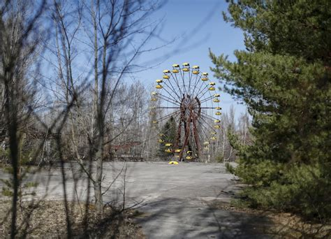 These 17 Photos Show What Chernobyl Looks Like Today
