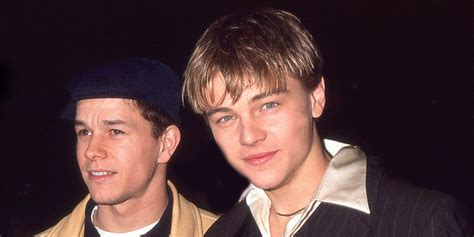 Mark Wahlberg Was A 'Punk' The First Time He Met Leonardo