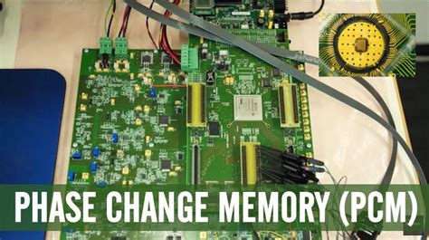 What Is Phase Change Memory? Why Is It 1,000 Times Faster