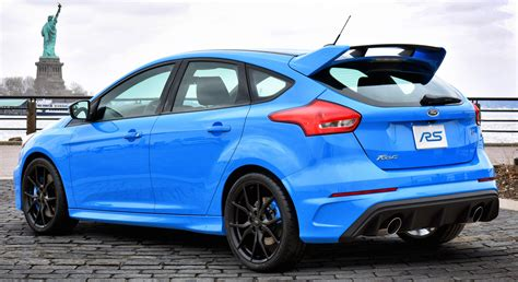 2016 Ford Focus RS pricing and specifications - photos