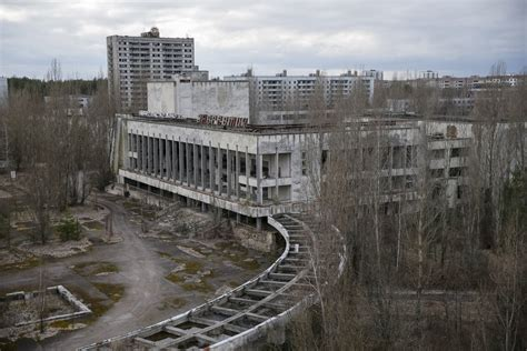 What Chernobyl looks like today - Business Insider
