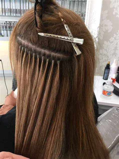 Pros and Cons of fusion hair extensions? - OscarHair - 100