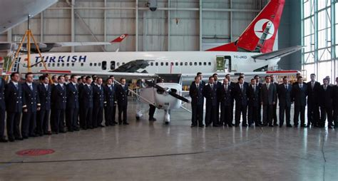 A Look into Turkish Airlines Aviation Academy   Airways