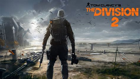 Tom Clancy's The Division 2 Beta Sign Up Accompanies New