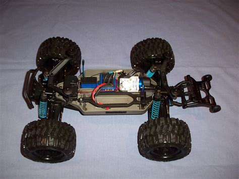Traxxas Stampede 4X4 VXL Brushless RC Electric Truck w