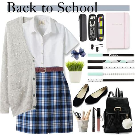 Cool Back-To-School Outfits That You Have To Check Out
