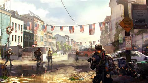 Tom Clancy's The Division 2 Wallpapers in Ultra HD   4K