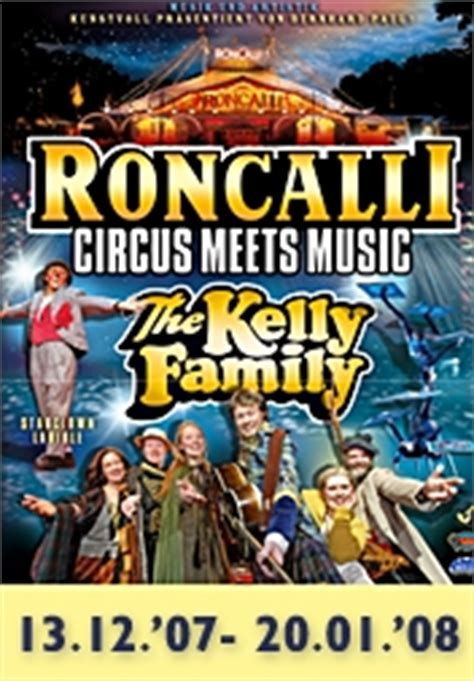 The Kelly Family | ARCHIVE NEWS 2007
