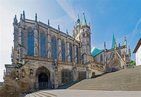 The Best Things to See and Do in Erfurt, Germany