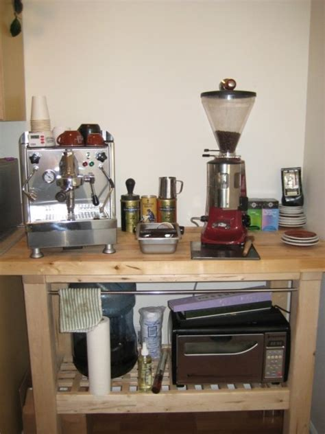 Post a pic of your home espresso setup - Page 38