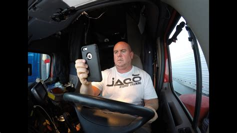 """Cameras """"FACING"""" Truckers While Driving! Unemployed! - YouTube"""