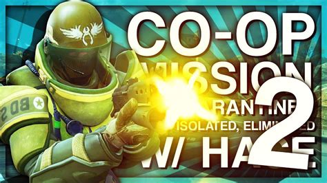 CS:GO CO-OP MISSION 2 HIGHLIGHTS WITH HACE (QUARANTINED