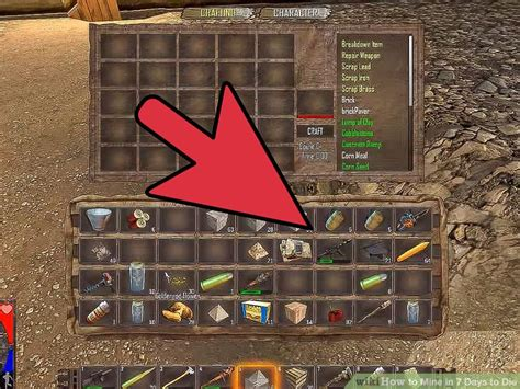 How to Mine in 7 Days to Die: 12 Steps (with Pictures