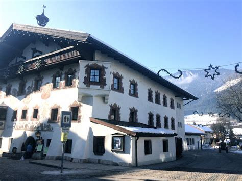 PLACES TO EAT & DRINK IN SÖLL, AUSTRIA //   The Dress Diaries