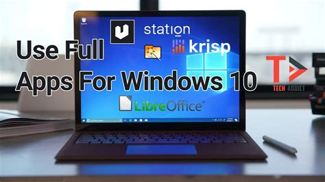 Top Free Very Use full Apps for Windows 10