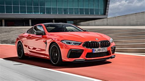 2019 BMW M8 Competition review - has BMW beaten Aston