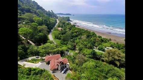 Luxury 5 Bed / 5 Bath Ocean View Home in Dominical Costa