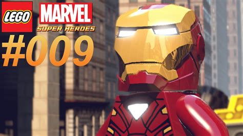 LEGO MARVEL SUPER HEROES #009 Iron Man ★ Let's Play LEGO