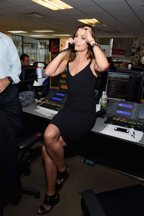 Bridget Moynahan: 2014 Annual Charity Day Hosted By Cantor
