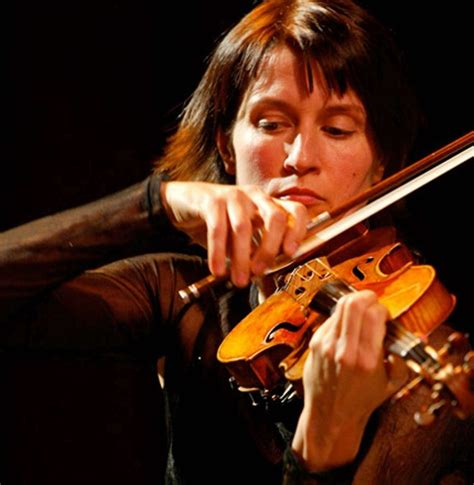 Transcending limits of music, people with the violin