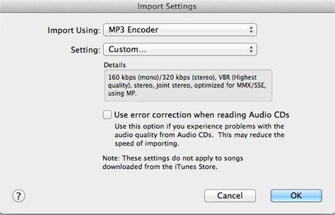 Fix iCloud Error in iTunes Match: This item was not added