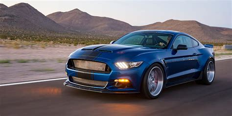 Shelby reveals Mustang Super Snake concept, F-150 Super