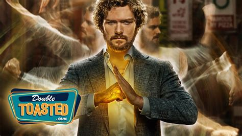MARVEL'S IRON FIST NETFLIX SERIES REVIEW - Double Toasted