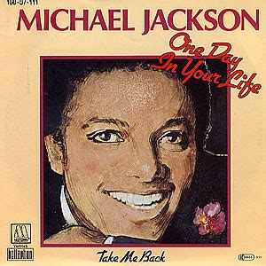 One Day in Your Life (Michael Jackson song) - Wikipedia