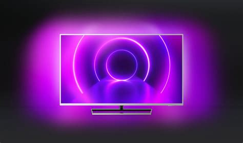 Philips 2020: Die 9005 LCD-Serie mit Ambilight 4, Dolby
