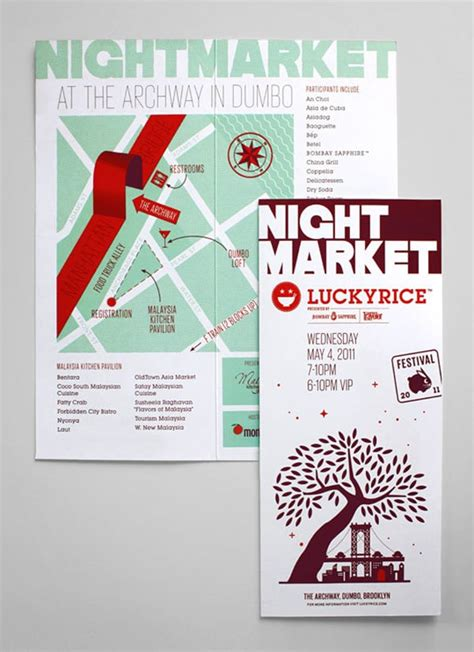 50 Amazing Brochure Design Examples to Get Your